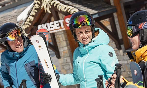 Skiset Brévières