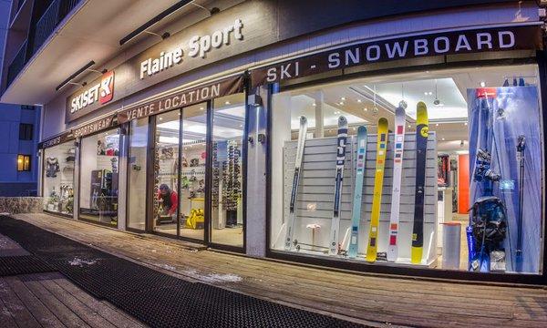 Flaine Sport (La Forêt)
