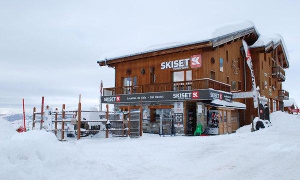 Olympic Sports Centre (front de neige)
