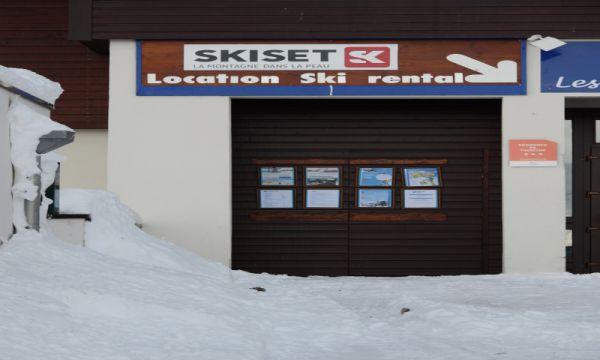Skiset Résidence les Terrasses