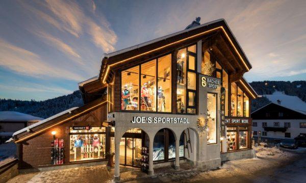 Bacher Sport - Joe's Sportstadl