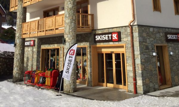 Skiset Valmorel