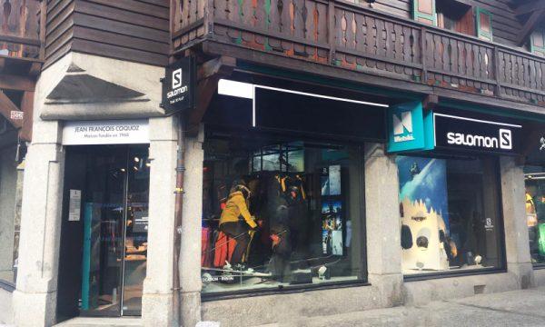 Salomon Store Chamonix