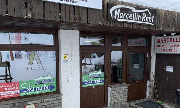 Marcellin Rent Noleggio Scuola Sci