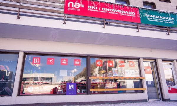Neige Aventure Sport Shop and School Siviez