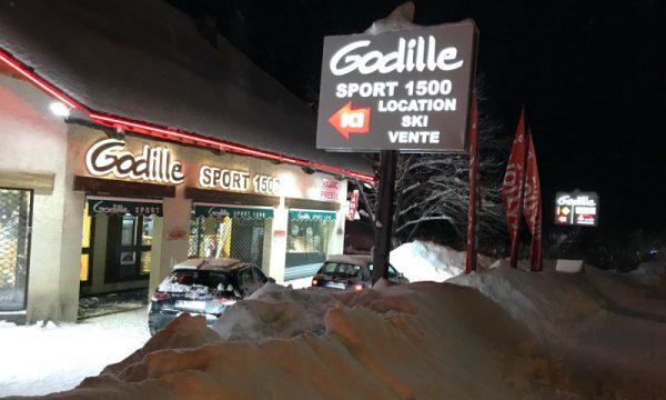 Godille Sport 1500
