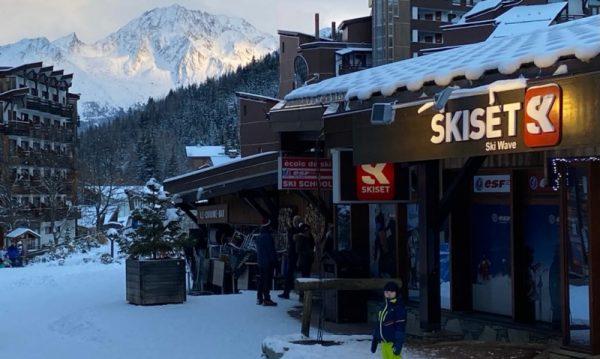 Ski Wave
