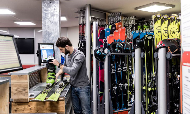 Skischule Olympic & Tip-Top Rental Shop 1
