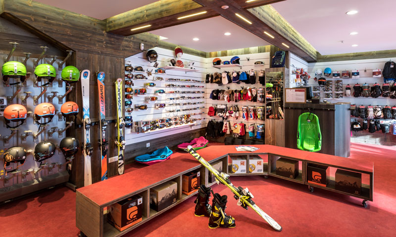 Pro Shop Killy Hotel Avenue Lodge 1