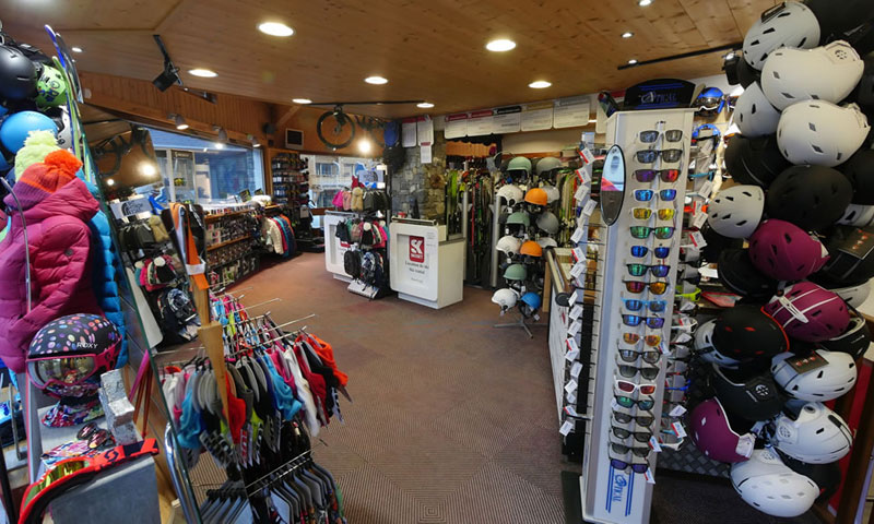 Neige Aventure Sport Shop and School Veysonna 2