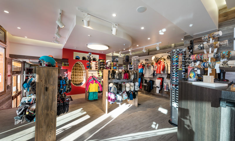 Sport Boutique (magasin principal) 2