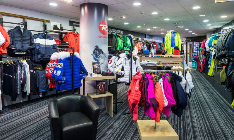 Neige Aventure Sport Shop and School Veysonna 4