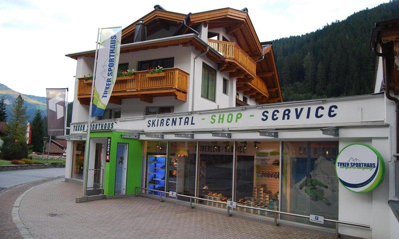 Tuxer Sporthaus 1