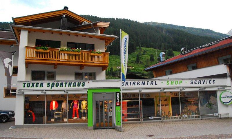 Tuxer Sporthaus 2
