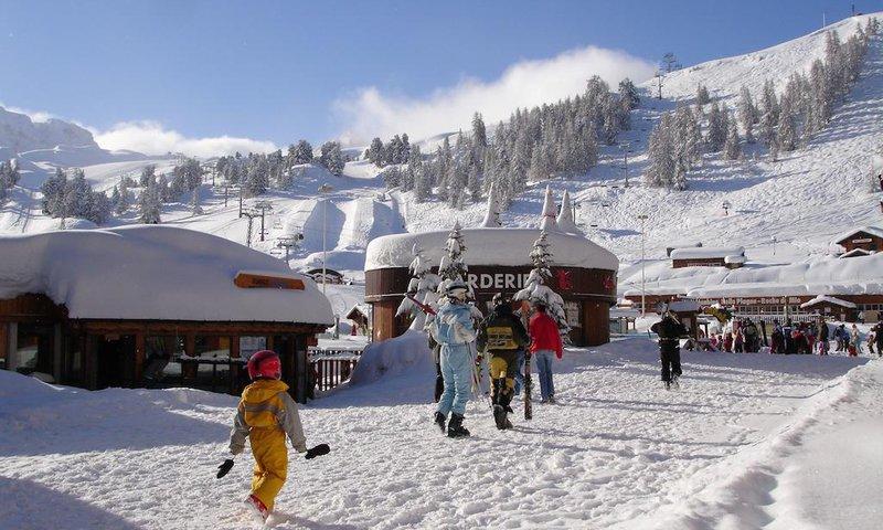 Skiteam Plagne Bellecote 1