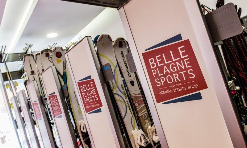 Belle Plagne Sports III 2