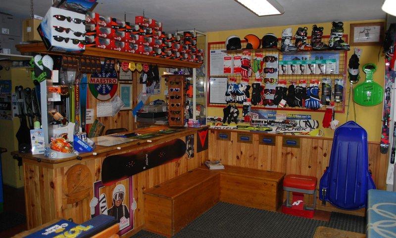 Ski Lodge 1