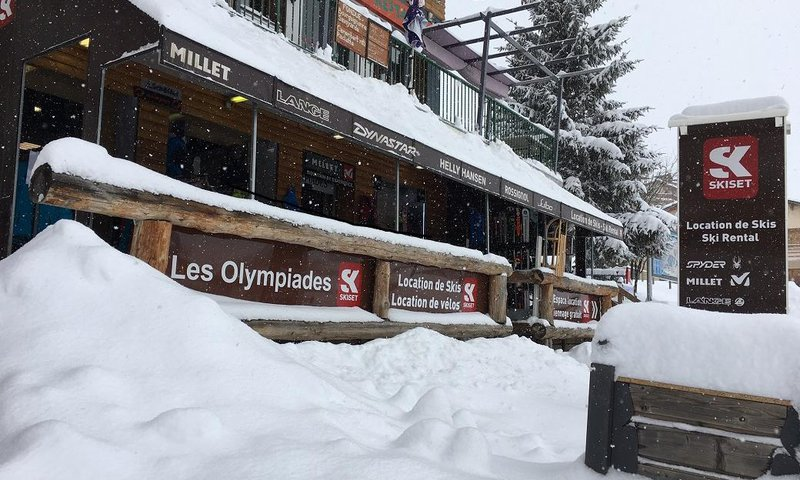 Les Olympiades 1