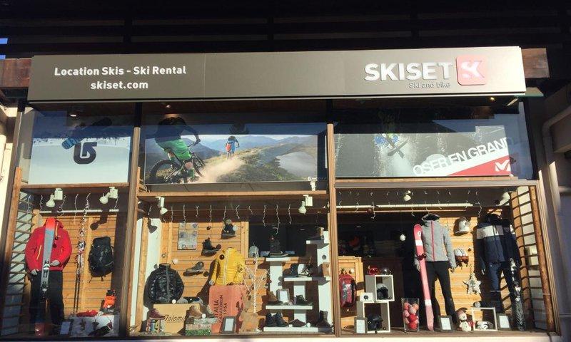 Ski and Bike 1