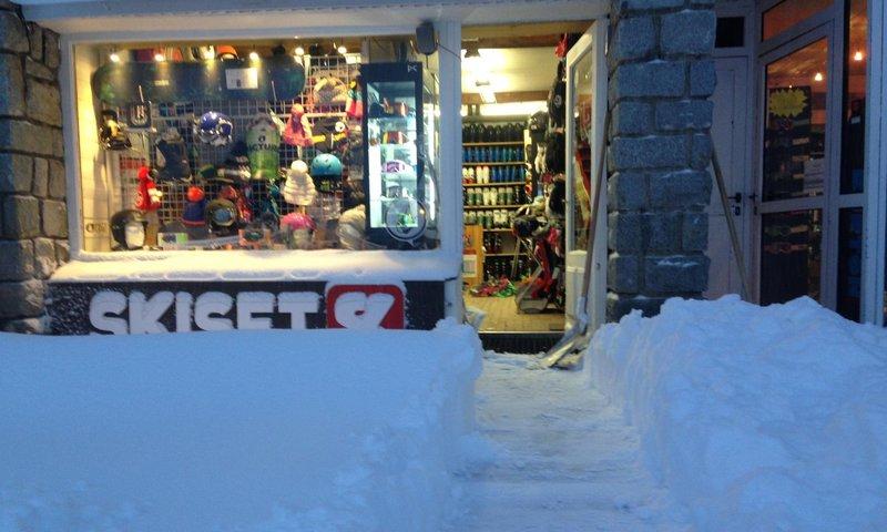 Ushuaïa Surf Shop 1