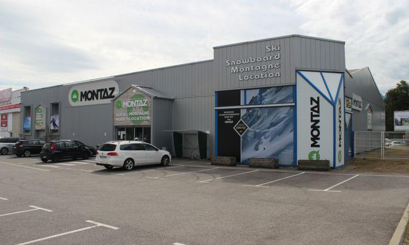 Montaz Sport - Chambéry 2