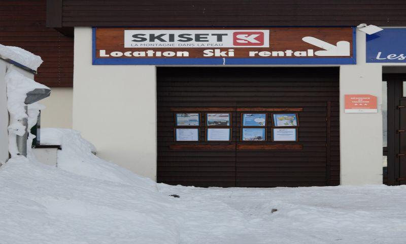 Skiset Résidence les Terrasses 1