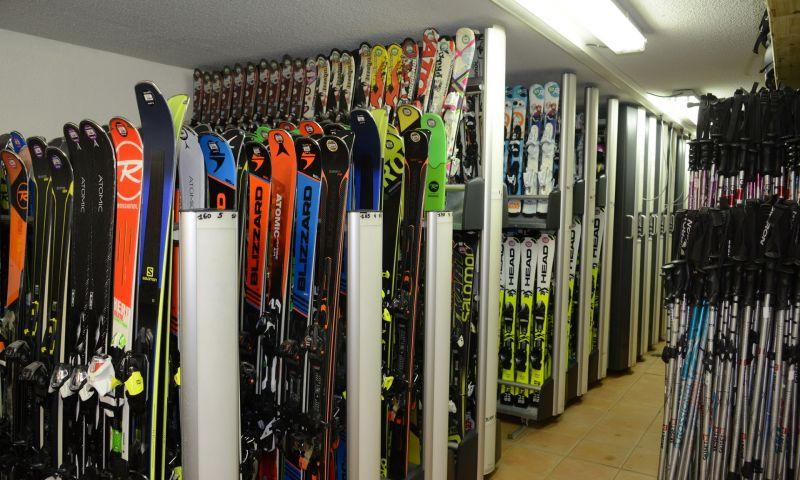 Skiset Résidence les Terrasses 3