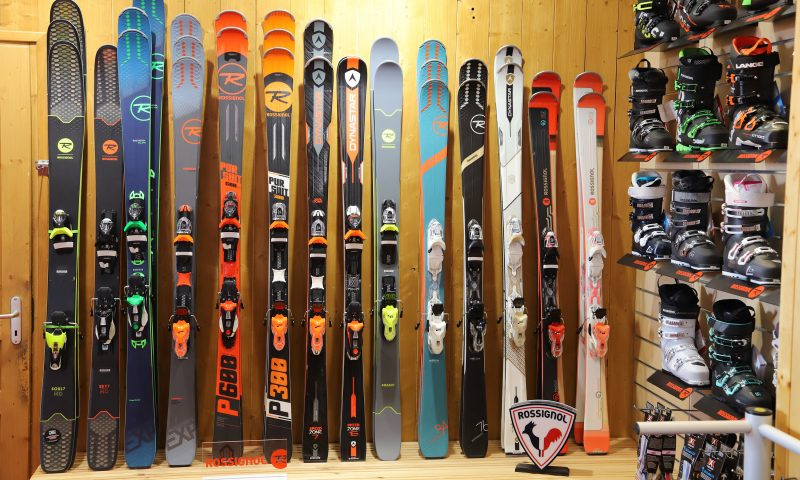 Skiset Aiguille Rouge 3