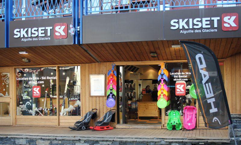 Skiset Villards – Aiguille des Glaciers 1