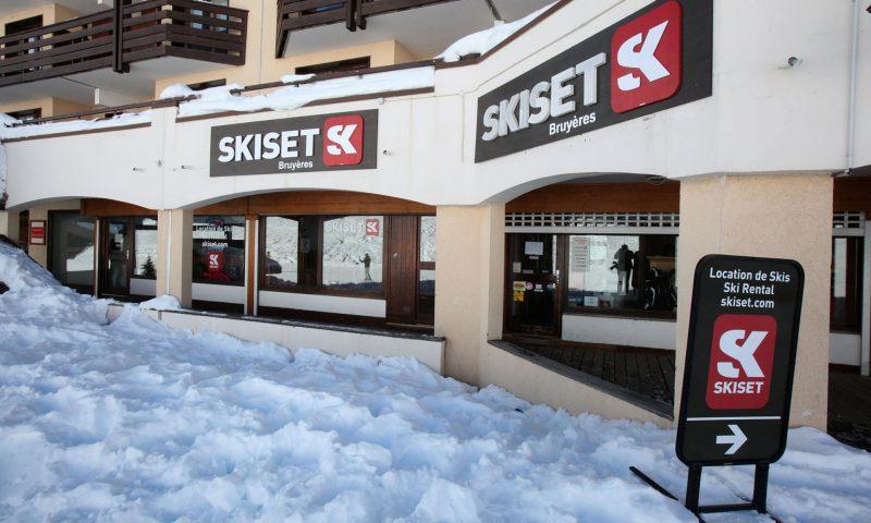 Skiset - Bruyères Les Carlines 1