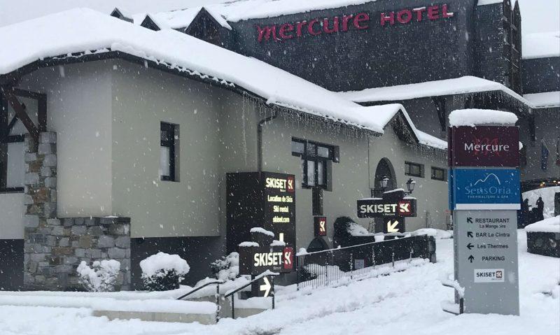 Skiset Mercure St Lary Village 4