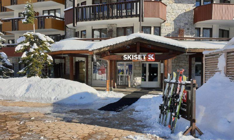 Skiset La Daille 1