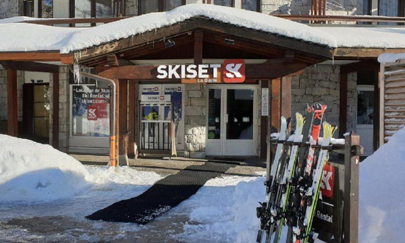Skiset La Daille 4