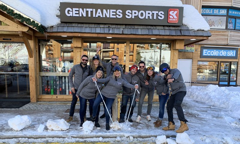 Les Gentianes Sports I 1