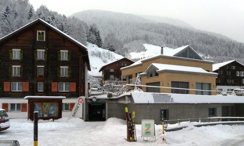 Skigarage Tenner 2