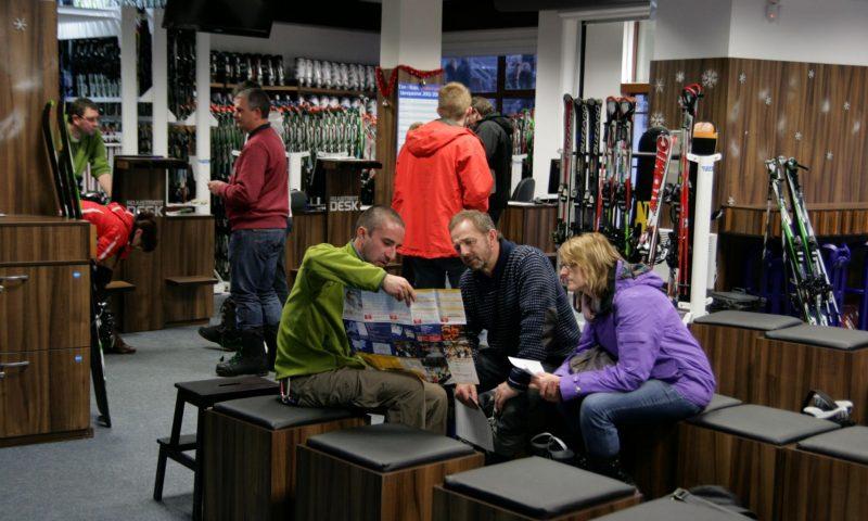 Ski & Board Traventuria 3
