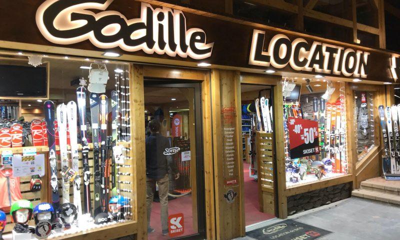 Godille Sport 1600 1