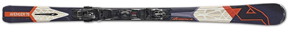 Nordica Avenger 78