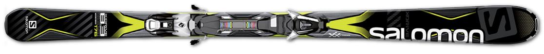 Salomon X-drive 8.3