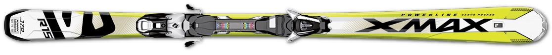 Salomon X-max