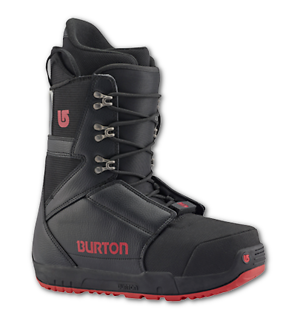 Burton Boot Progression
