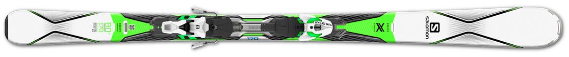 Salomon X-drive 8.0 BT