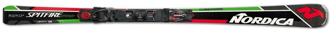 Nordica Doberman Spitfire Pro