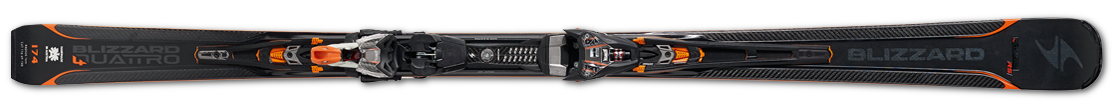 Blizzard Quattro RS