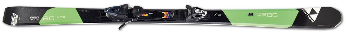 Fischer XTR Pro Mtn 80