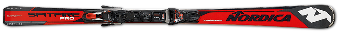 Nordica Dobermann Spitfire Pro