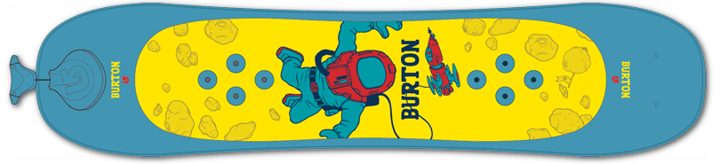 Burton Riglet Board