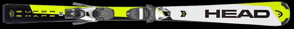Head Supershape SLR 2