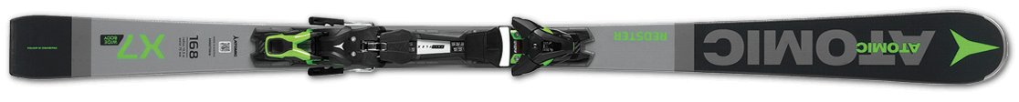 Atomic Redster X7