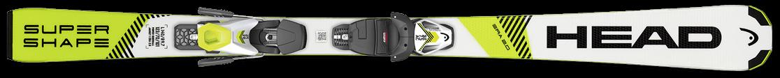 Head Supershape SLR Pro
